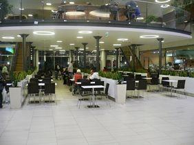 Avion Brno Foodcourt