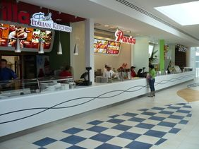 Olympia Food Court Brno