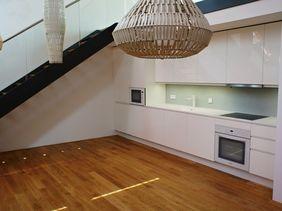 Lofty Křížíkova Praha - interiéry 22 bytů