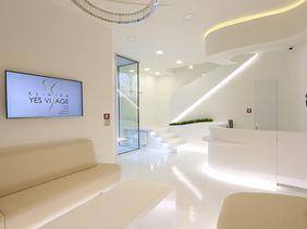 Yes Visage klinika Praha - recepce
