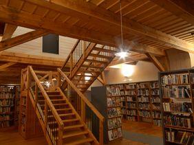Městská knihovna v Plasích