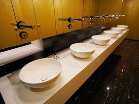 Hotel President Praha - etapa II, toalety