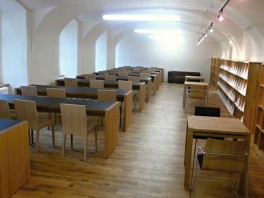 VUT knihovna Brno