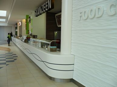 Olympia Food Court Brno