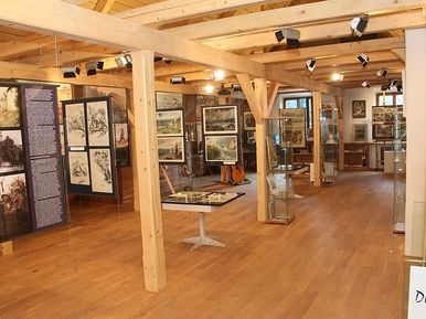 Muzeum Zdeňka Buriana Štramberk
