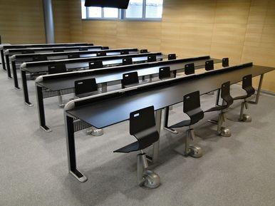 Univerzitní kampus MU Brno Cetocoen - Turner