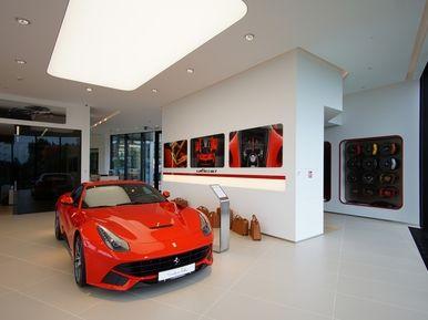 Ferrari Praha