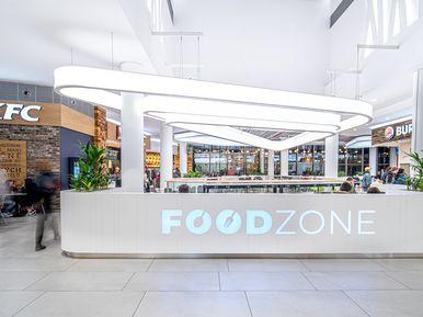 Galetrie Teplice - OC / Foodzone