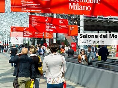 AMOSDESIGN na Salone del mobile 2015