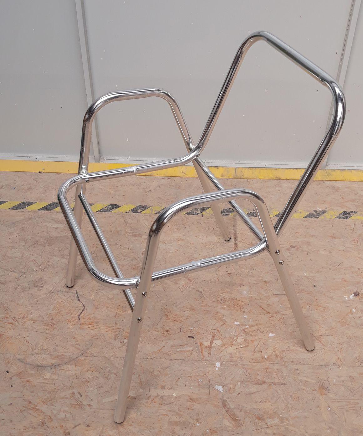 ALU rám pro outdoor židli