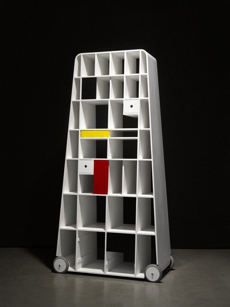 Moving Mondrian