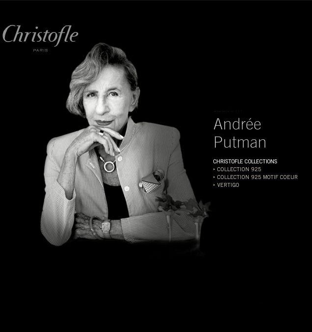 ANDRÉE PUTMAN - VERTIGO